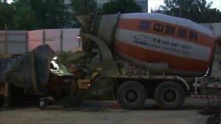 видео Применение базальтовой фибры для усиления бетона