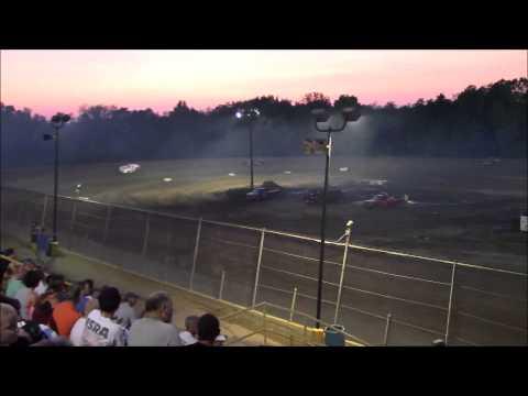 Butler Motor Speedway Street Stock Heat #1 8/15/15