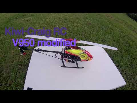 V950 Modified   flying superbly