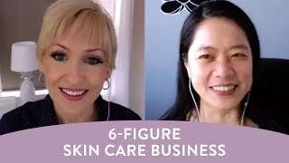 6-Figure Skin Care Business with Adeline - how to start a maker handmade business, reviews