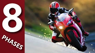 8 Phases of Every Sportbike Rider