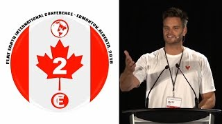 FEIC 2018 Canada - Day 1 - Session 2: Matt Long