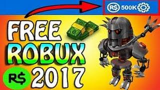 ROBLOX COMO OBTER LIVRE ROBUX!!! (TRABALHO 2017!!!)