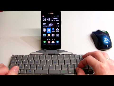 Bluetooth Mouse and Keyboard on Android