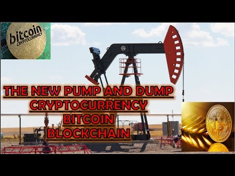 THE NEW PUMP AND DUMP IN DAY TRADING. CRYPTOCURRENCY, BLOCKCHAIN AND BITCOIN