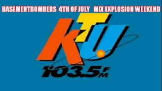1035 ktu mixmasters july 4th mix explosion weekend