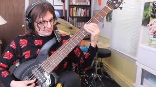 Bob Marley and the Wailers' Stir It Up (Bass Cover by Jackson Pryor-Bennett)