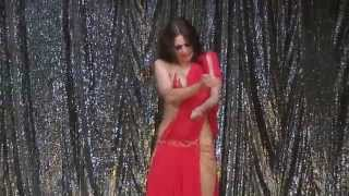 Superb Hot Arabic Belly Dance Anna Lonkina,