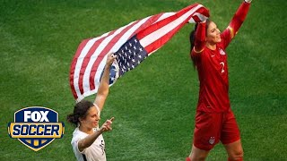 Hope Solo: Winning the World Cup was our destiny