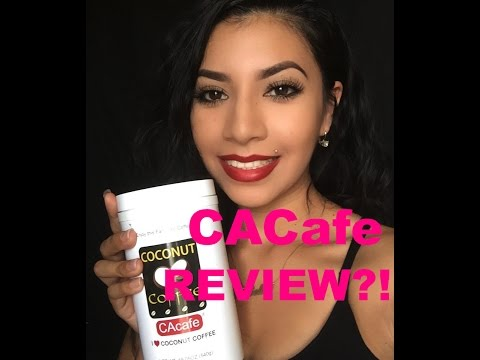CAcafe Review! | Coconut Coffee | Bella Moore | ExoticBeautyMUAH