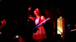 ONE EYED DOLL LIVE @ THE STUDIO @ WEBSTER HALL IN NY 6/14/11 'NUDIE BAR'