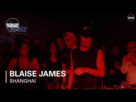 Blaise James DJ Set Boiler Room x IMS Asia-Pacific: OWSLA Shanghai