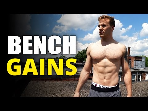How to Increase Your Bench Press | 5 Best Tips
