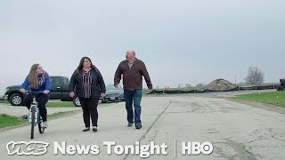 This Woman's House Was About To Be Bulldozed For A FoxConn Factory (HBO)
