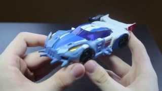 Transform ОБЗОР #11 : BH Делюкс Автобот Смоукскрин
