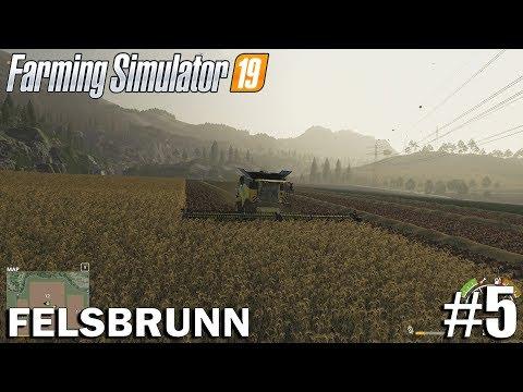 MONEY FOR SHEEP| Felsbrunn | Timelapse #5 | Farming Simulator 19