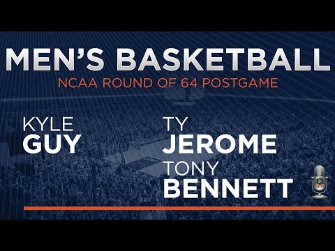 MEN'S BASKETBALL - UMBC NCAA Tournament Postgame