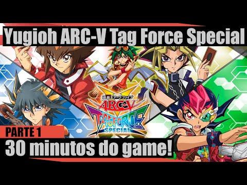 yu-gi-oh arc-v tag force special psp torrent