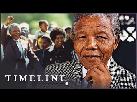 Mandela: From Prison To President (Apartheid Documentary) | Timeline