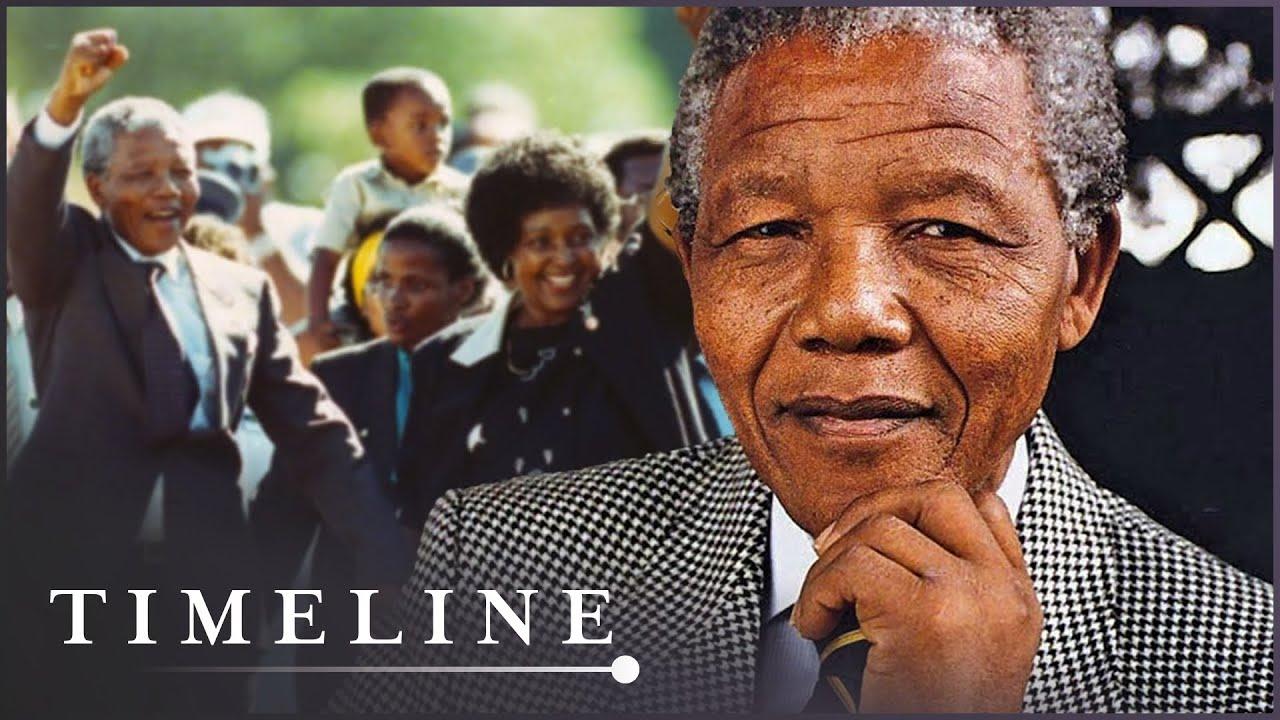 Download Mandela: From Prison To President (Apartheid Documentary) | Timeline