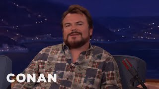 Jack Black Had A Magical Bond With Dwayne