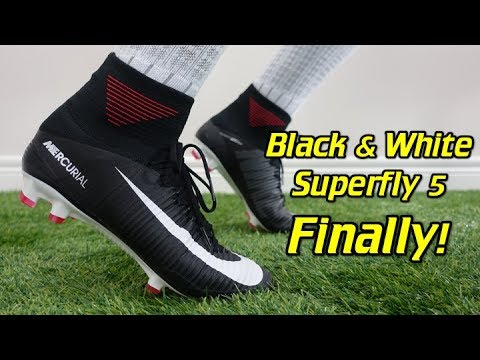 the latest b9e97 52214 Nike Mercurial Superfly 5 (Pitch Dark Pack) - One Take Review + On Feet
