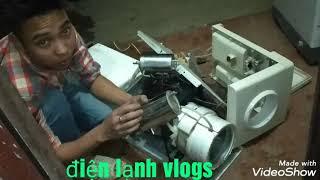 điện lạnh vlogs kĩ thuật sửa cây nước nóng lanh không nóng