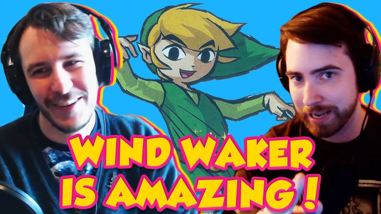 If We Stop Talking About Wind Waker + Art Design, The Video Ends