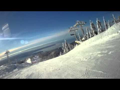 20151216 PERFECT DAY AT GROUSE MOUNTAIN