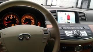Infiniti M / Nissan Fuga (2005-2010)-установка оборудования 2015г,TV,DVD, видео с телефона.(Что имеем. Автомобиль премиум класса Infiniti M (2006-2010) или NIssan Fuga (2005-2010) годов. Задача, сделать автомобиль совре..., 2015-12-07T13:35:54.000Z)