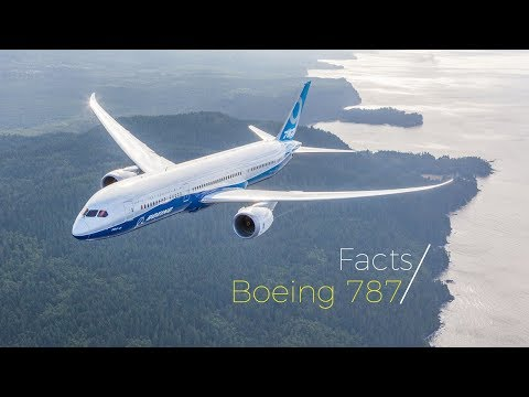 Facts - Boeing 787