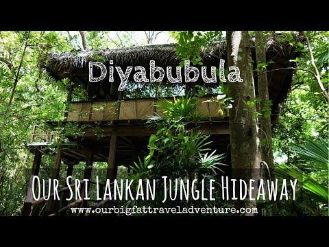 Diyabubula, Our Sri Lankan Jungle Hideaway | Our Big Fat Travel Adventure