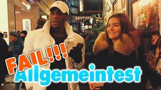 INTEGRATIONSTEST in MÜNCHEN! | Er denkt Deutschland hat 8 Mrd. Einwohner..!🤣😩  | Edizzzy