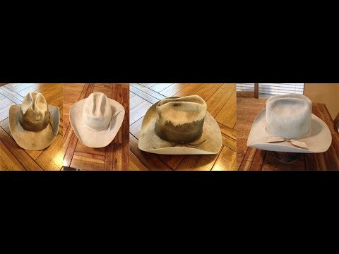 Correct Cleaning of Straw Hats