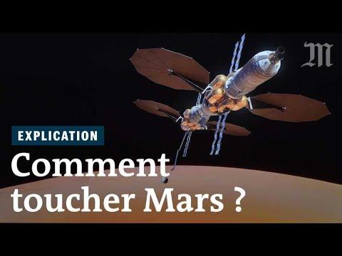 InSight : pourquoi se poser sur Mars est-il si difficile ?