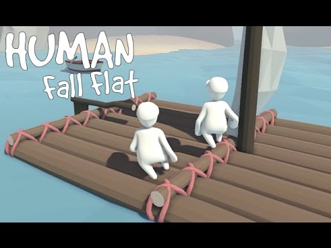 Human Fall Flat - Sail Away [Father and Son Gameplay]