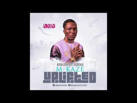 M-kaze- KPOM LOVE GI FT SLOWDOG (official Audio)