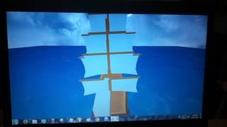 C++ Program using Irrlichts Graphics Engine