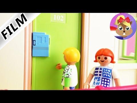 Playmobil film Nederlands hotel | Belletje lellen in het Playmobil hotel|Grappig Playmobil verhaal!