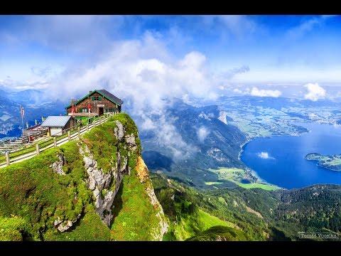 Cảnh đẹp mê hồn ở Áo