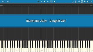 Bluestone Alley - Congfei Wei [Piano Tutorial]