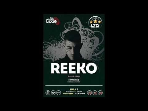 Reeko - The Hard Code   Lucky Light LTD All Stars - Belgrade