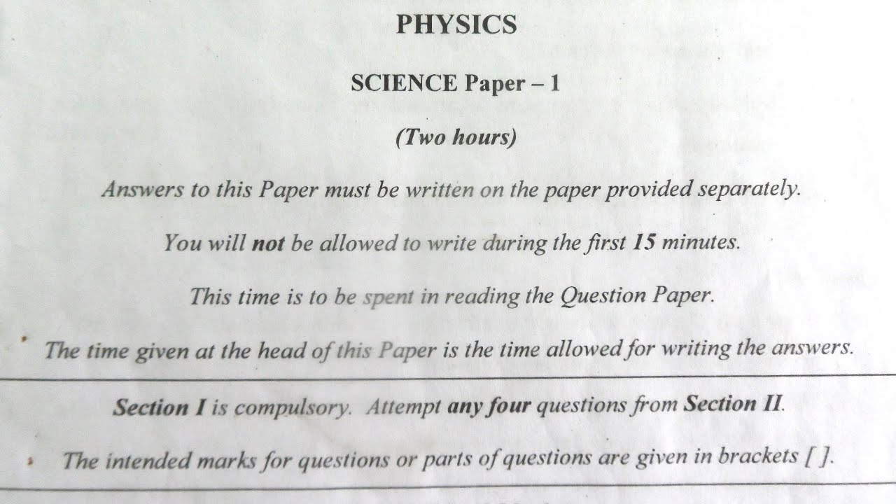 Isc Physics Practical Paper 2013 Pdf