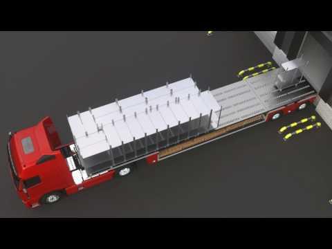 Berdex Luchtvracht / Air freight