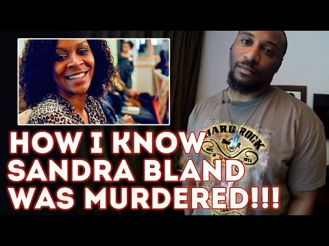 HOW I KNOW SANDRA BLAND WAS MURDERED | RooksRant #3