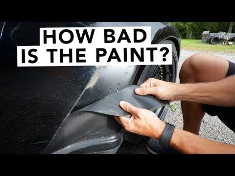Lazy Paint Job Revealed - Porsche 911 930 Turbo