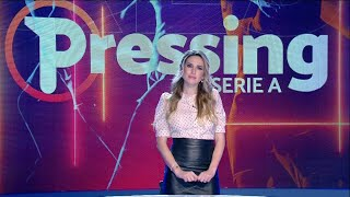Giorgia rossi (gonna in pelle) - pressing 13-12-20