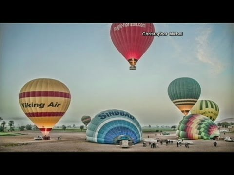 Egypt balloon accident causes concerns