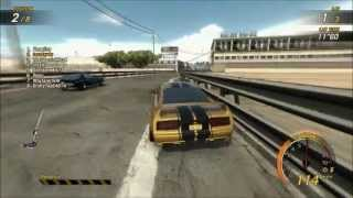 Flatout Ultimate Carnage: Water Canal 2 Online HD