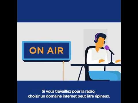 dotRadio launch (Version Française  --  social media  pas de voix)